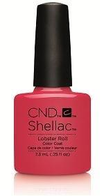 Hot New Color C N D Shellac UV LED Gel Nail Polish