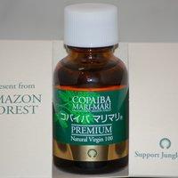 数量限定! 南米アマゾンの薬樹樹液。プレミアムコパイバマリマリオイル(20ml) B00NSF0XH4