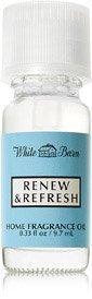 "1 X Bath & Body Works White Barn Home Home Fragrance Oil "" Renew & Refresh """
