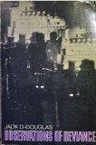 Observations of Deviance, Jack D. Douglas, 0394301307