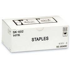 Staples Minolta Konica - Konica Minolta Genuine Brand Name, OEM 14YK Staple Kit (SK602)