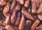 Deglet Noor Dates Pitted Organic 15 lbs.