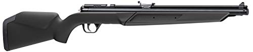 Benjamin 392S .22-Caliber Bolt Action Variable Pump Air Rifle, Black
