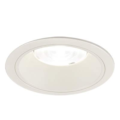 東芝 LED照明器具 LEDダウンライト 6000シリーズ 一般形(白色反射板) 昼白色 広角タイプ 断熱施工不可 埋込穴Φ150mm用 専用調光器対応 CDM70形器具相当 LEKD60051N2LD9(LEDD60051N2+LEK424016A01D) B07PWWJG2M