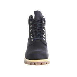 Timberland Mens Anti Fatigue 6 Inch Premium Nubuck Boots Blue Blue cH10bjc