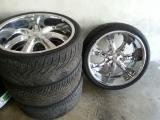 22 Tires For Sale - 2