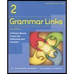 Grammar Links 1, Butler, Linda and Podnecky, Janet, 0618274243