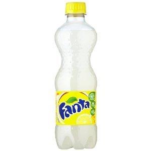 Fanta Icy Lemon Soft Drink Bottle 500 Ml Pack Of 24