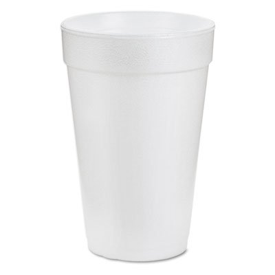 Drink Foam cups, 567 gram, 500 Carton, Sold AS 1 Carton