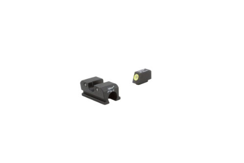 Trijicon HD Night Sight Set for Walther P99/PPQ , Yellow Front Outline
