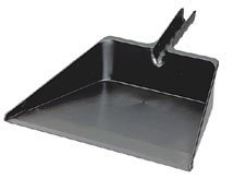 Milwaukee Dustless Brush 445120 18 In. Jumbo Plastic Dust Pan, Case Of 12 by Gordon Brush