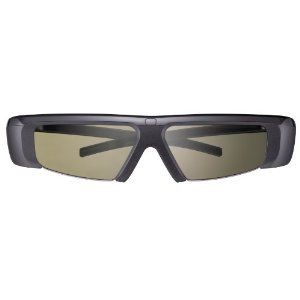 21TfJYCOlVL - Samsung SSG-3100GB 3D Active Glasses - Black (Only Compatible with 2011 3D TVs)