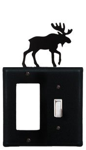 EGS-19 Moose GFI Switch Electric Cover