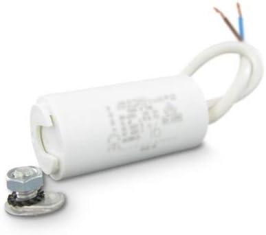 Condensatore permanente per motore a cavo 40//µF