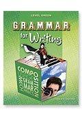 Writing Grammar Tests - Grammar for Writing Test Booklet (Level Green) Grade 11