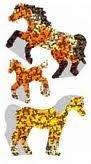 (Hambly Studios -Prismatic - Horses #2816 )