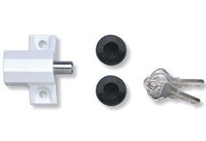 Yale 8K114 Wooden Sash Window Lock