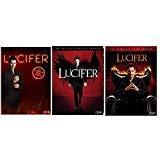 Lucifer: Complete Series Seasons 1-3 DVD