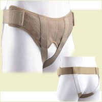 Fla Orthopedics Soft Form Hernia Belt Medium Beige