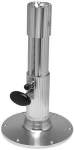 - Garelick/Eez-In 75635:01 Blue Water Adjustable Height Ribbed Series Positive Pin Lock Pedestal - 12