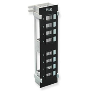ICC PatchPanel Blank 8Port Vertical Flush