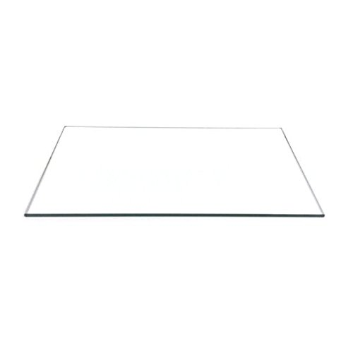 140x140x3mm Square 140mm x 140mm x 3mm Borosilicate Glass Plate for Afinia and Up 3D Printer Glass Bed