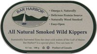 Bar Harbor Smoked Kippers 6.7 OZ(Pack of 2)