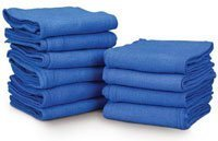 25272872 PT# 706-B B- Towel OR Actisorb Cotton Sterile Standard 17x26'' Blue 72/Ca by, Medical Action Industries -25272872