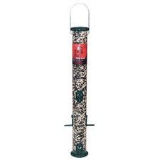 Droll Ring Yankees Pull (Droll Yankees RPS23G 23-Inch Ring Pull Tube Seed Feeder, Forest Green)