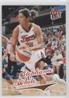Stephanie White (Basketball Card) 2004 Fleer Ultra WNBA - [Base] (Fleer Ultra Wnba Basketball)