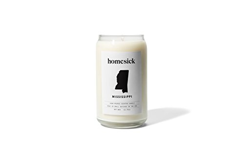 Homesick Scented Candle, Mississippi