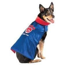 Superdog Costume (Dog Costume - Superdog Size Large)
