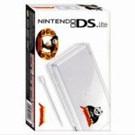 Nintendo DS Lite Portable Entertainment Console Refurbished (Crystal White) - Kung Fu Panda