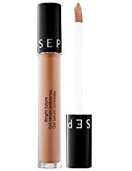 Review SEPHORA COLLECTION Bright Future Gel Serum Concealer 13.5 Ginger Snap 0.13 oz
