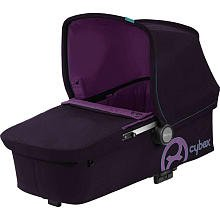 Regal Lager Callisto Carry Cot, Purple Potion by Regal Lager