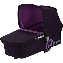 Regal Lager Callisto Carry Cot, Purple Potion