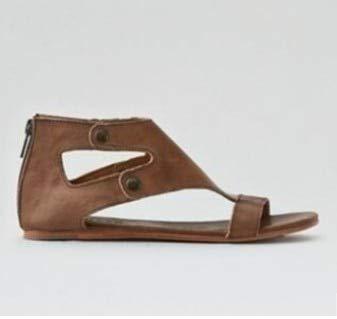 9d9ee147a7b Amazon.com  HuWang 2018 Summer Fashion Women Sandals Flats Cork ...