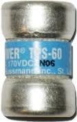 Cooper Bussmann TPS-60 Telpower Fuse