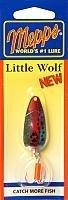 Cheap Mepp's Little Wolf Treble Hook Fishing Lure, 1/4-Ounce, Rainbow Trout