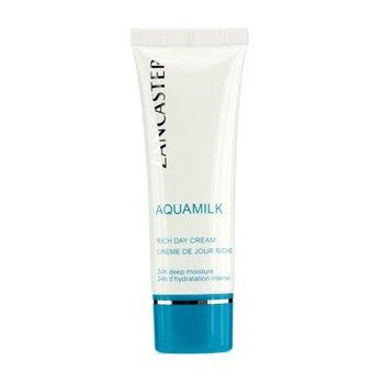 Aquamilk Rich Day Cream (dry Skin)  50ml/1.7oz (3 Pack) JORDANA Twist & Shine Moisturizing Balm Stain - Cranberry Crush