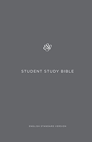 ESV Student Study Bible Hardcover – 31 Mar 2015