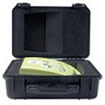 PT# 8000-0837-01 AED Plus Pelican Case Large by Zoll Medical Corp