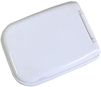 トイレシート尿素-ホルムアルデヒド樹脂を使用したスクエアトイレシートは、抗菌性超耐性トイレ蓋白-43 * 33 cmを遅くしません。