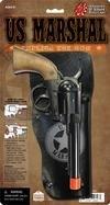 8 Shot Cap Guns (Parris Manufacturing US Marshall Toy Gun)