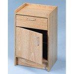 Hausmann Industries Bedside Cabinet Folkstone Gray - Model 9018-10-927 - Each