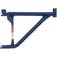 Metaltech M-MS20 20 in. Side Bracket'', Blue by Metaltech