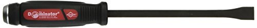 Wright Tool 9M60140 Dominator Curved Screwdriver-Style Pry Bar, 7