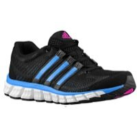 Adidas Womens Liquid Ride Running Shoes Black/Baby Blue/Pink G99575 Size 9.5