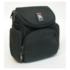 - Camcorder/Digital Camera Case, Ballistic Nylon, 7-1/8 x 4-1/8 x 7-1/4, Black by ()