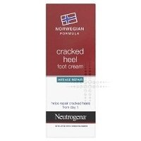 THREE PACKS of Neutrogena Norwegian Formula Intensive Repair Cracked Heel Foot Cream 40ml